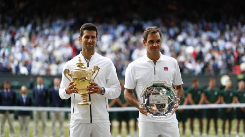 Emergenza Coronavirus, cancellato il torneo di Wimbledon