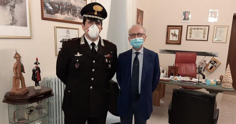 I carabinieri di Salerno donano il sangue per aiutare l'Ail