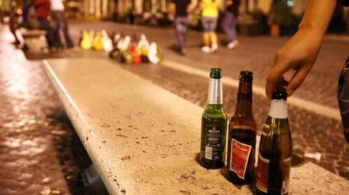 Movida a Eboli, il sindaco vieta la vendita da asporto: multe fino a 500 euro per i trasgressori