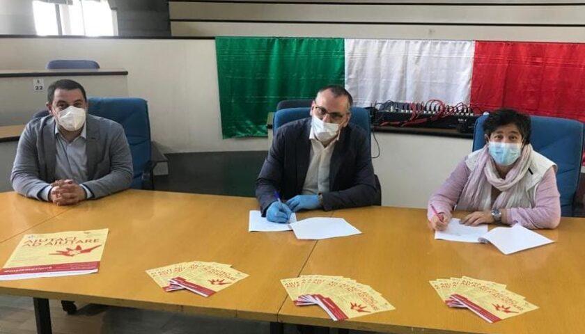 Comune di Eboli, Ambito S3 e Fondazione Comunità Salernitana costituiscono un fondo per il sostegno alle fragilità acuite dall'emergenza da COVID-19.