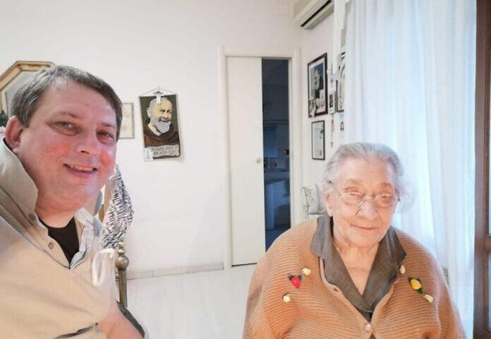 Battipaglia, nonna Adelaide festeggia un secolo di vita