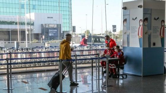 Fase 3, riapertura dei voli per l'Europa da oggi ma c'è il problema bagagli