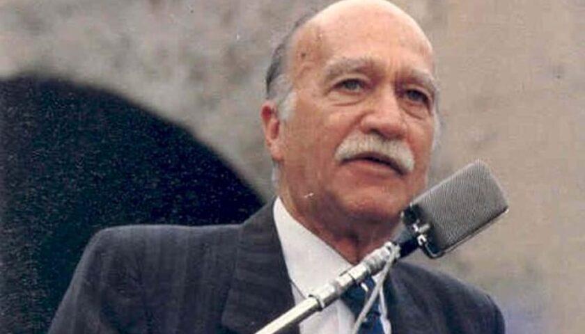 Accadde oggi: il 22 maggio del 1988 muore Giorgio Almirante, storico segretario del Msi