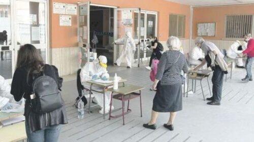 Ad Ariano Irpino si è concluso il più esteso screening sieriologico d'Italia