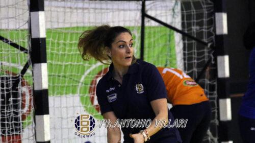 La Jomi Salerno riparte da coach Laura Avram