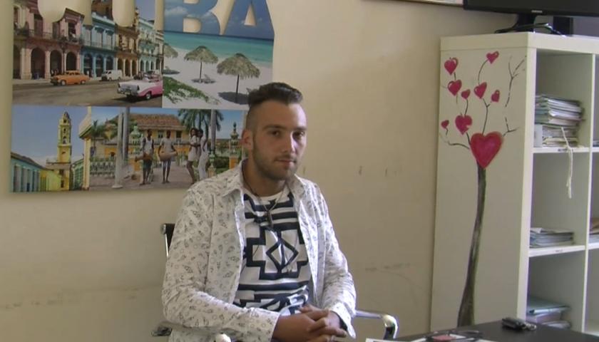 Rapper capaccese bloccato da mesi in Olanda dall'emergenza coronavirus