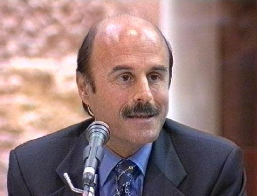 Il 20 maggio 1999 l'omicida del giuslavorista D'Antona