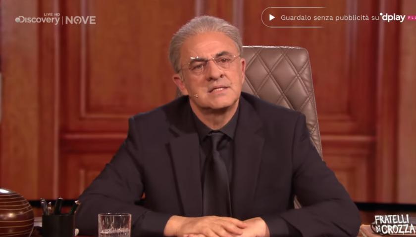 """Crozza-De Luca: """"La Costiera Amalfitana non ha spiagge… ha delle nicchie di Paradiso"""""""