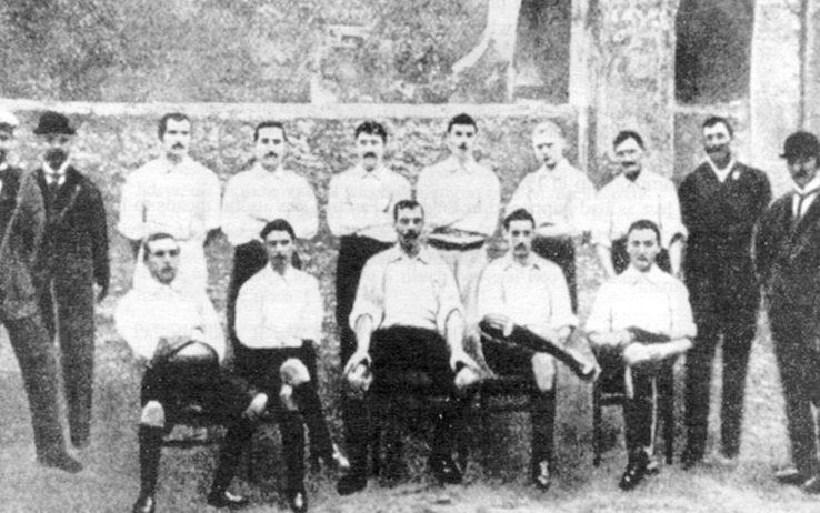 Accadde oggi: l'8 maggio del 1898 al via il primo campionato di calcio di serie A, vinse il Genoa