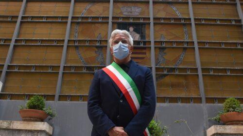 """A Salerno 85 casi di covid dal 1 ottobre, il sindaco: """"Situazione sotto controllo ma rispettiamo i protocolli"""""""