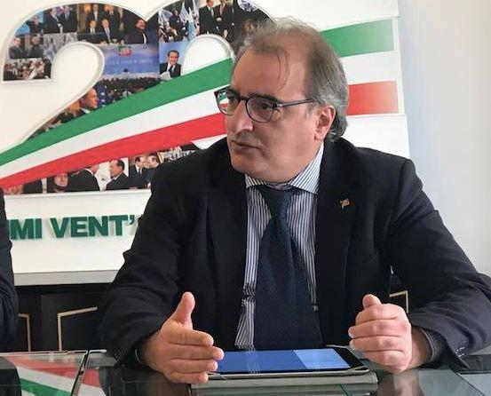 """Casciello (Forza Italia): """"Carmine Pino all'istituto per la storia del Risorgimento con nomina politica.  Gli auguro buon lavoro sperando che abbia cura della verità"""""""