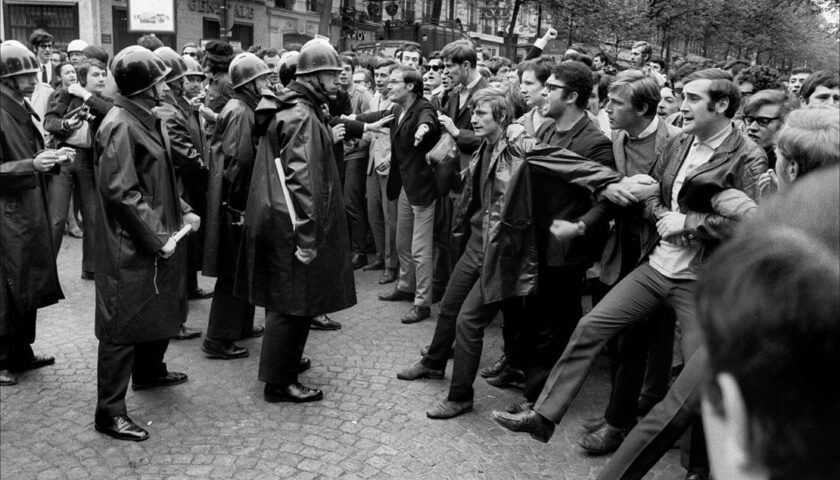 Accadde oggi: dopo l'Italia il 3 maggio 1968 inizia il mese di fuoco che incendiò Parigi con la rivoluzione studentesca