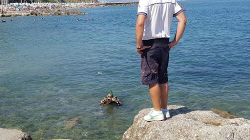 Embolia a un sub della Marina, ricoverato al Ruggi: trattamento in camera iperbarica