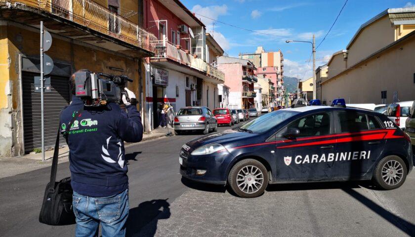 Pagani, danneggiato parcheggio di via Garibaldi: i vandali hanno tra i 13 e i 14 anni. Denunciati