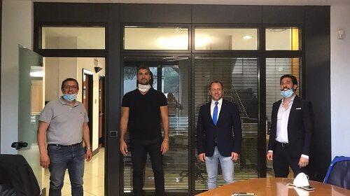 Il centroboa Mislav Tomasic rinnova il contratto con la Rari Nantes Salerno
