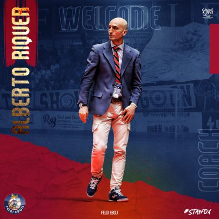 Calcio a Cinque:Alberto Riquer è il nuovo allenatore della Feldi Eboli