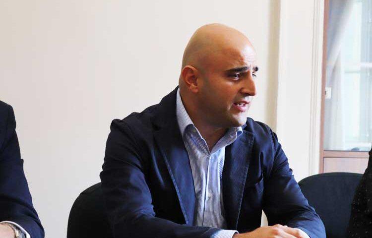"""Nocera Inferiore: l'assessore Antonio Franza """"insieme ce la faremo"""""""