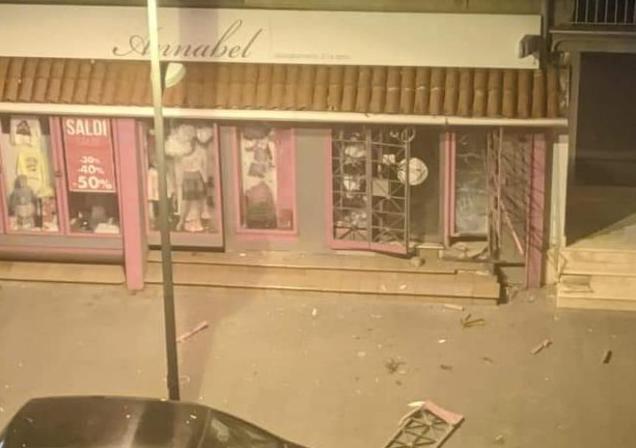 Bomba a Scafati, tre sospettati incastrati dalle telecamere