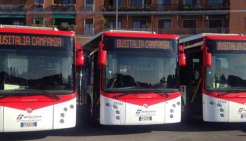 Test sierologici per i dipendenti delle aziende di trasporto pubblico a Salerno e in Campania, i sindacati soddisfatti