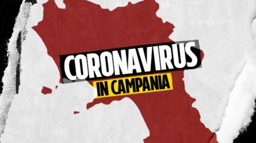 """La Campania potrebbe tornare in """"Zona Gialla"""""""