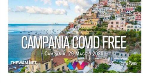 """Campania """"Covid free"""", il New York Times consiglia le vacanze nella nostra regione"""