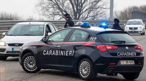 Giovane latitante si era nascosto in pineta a Capaccio: arrestato