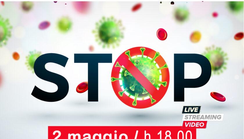 """DIRETTA STREAMING, 2 MAGGIO ALLE 18: """"Emergenza Covid, le incognite della fase 2"""""""