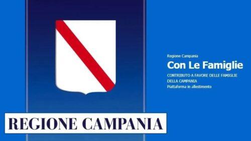 Regione Campania: Bonus famiglia, da ieri è possibile riscuotere il contributo presso gli sportelli di Poste Italiane