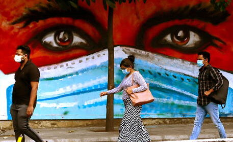 CORONAVIRUS. CASI IN CRESCITA IN INDIA
