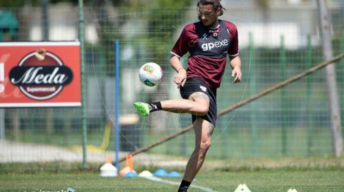 Salernitana, ad Ascoli torna Djuric dal primo minuto