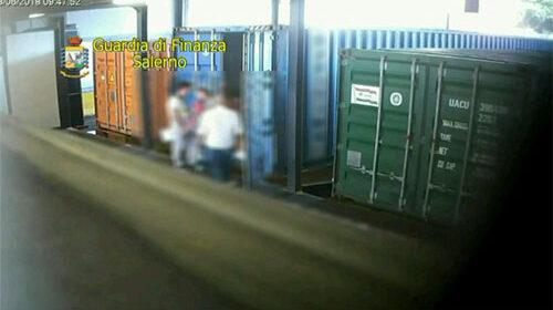Traffici illeciti nel Porto di Salerno, al Riesame reggono le accuse della Procura