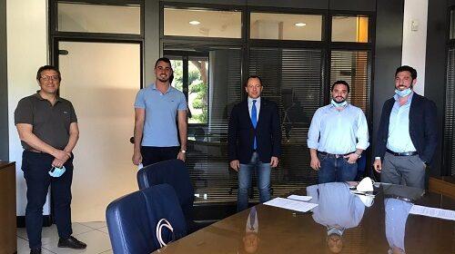 Colpo della Rari Nantes Salerno: ecco Umberto Esposito, capitano della nazionale universitaria oro a Napoli