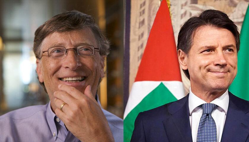 novità importanti sul vaccino, domani Bill Gates chiamerà il premier Conte