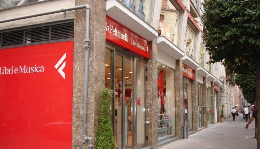 Commercio, riapre domani a Salerno la libreria Feltrinelli