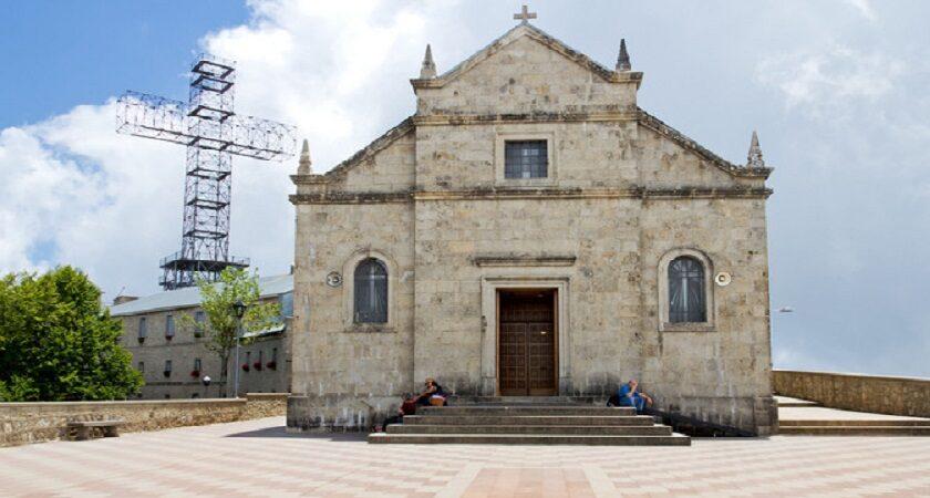 Domani riapre il Santuario della Madonna di Novi Velia