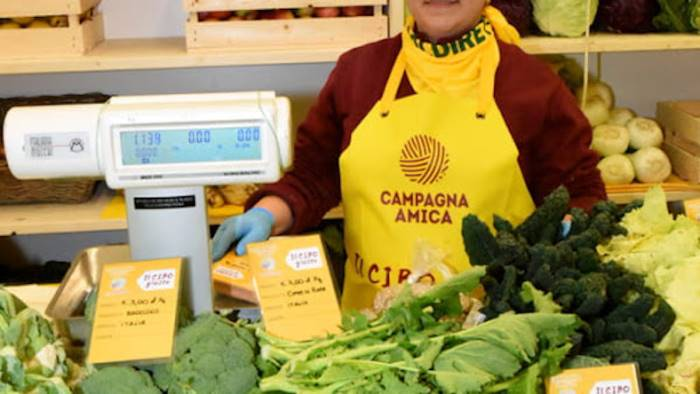 Riapre domani il mercato Campagna Amica a Santa Apollonia