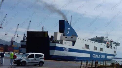 Arrivata a Salerno la nave proveniente da Tunisi per il rimpatrio dei nostri connazionali
