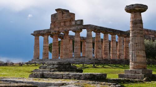 Riaprono al pubblico domani i parchi archeologici di Paestum e Velia
