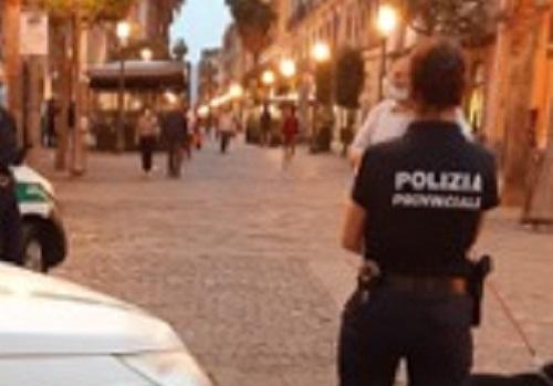 La Polizia provinciale continua il controllo del territorio per il contenimento Covid19