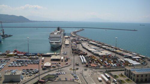 Porto di Salerno, Grimaldi segretario generale