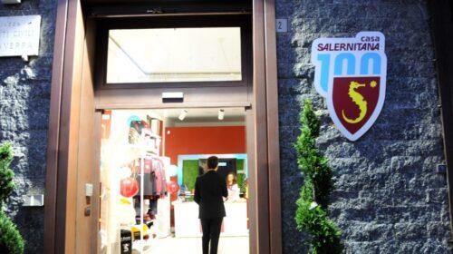 Salernitana Store: Da lunedì tutto il merchandising in promo al 50%