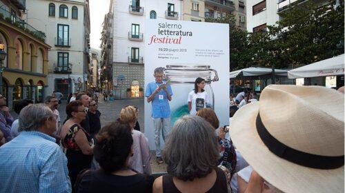 Ottava edizione di Salerno Letteratura, in programma a Salerno dal 18 al 25 luglio