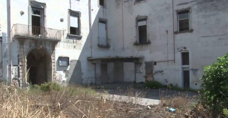 Sarno: il sindaco fa un appello per il recupero dell'ex ospedale Villa Malta