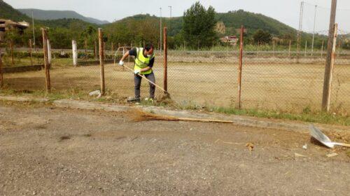 Riqualificazione area Starza di Roccapiemonte, il campetto sarà intitolato a Catello Mari