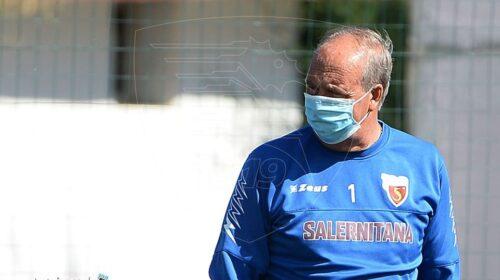 """Salernitana, Ventura: """"Spero che domani faremo una grande partita"""""""
