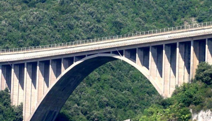 A rischio frane il tratto autostradale tra Salerno e Cava de' Tirreni