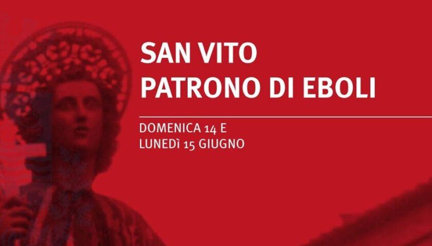 Eboli. Il programma della festa patronale di San Vito
