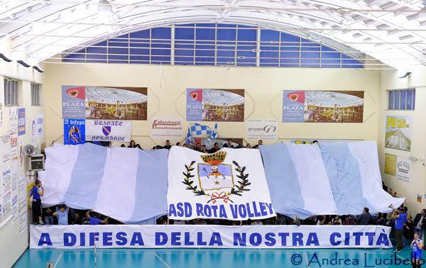 FOTO: Mercato San Severino, c'era una volta… la Rota Volley