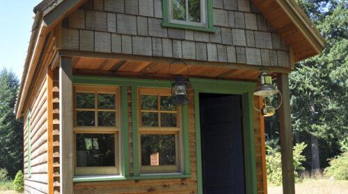 Tiny House: un'evasione dalla città, tra natura e comodità