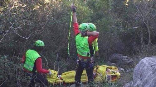 Maiori, si fa male lungo un sentiero: soccorso giovane escursionista